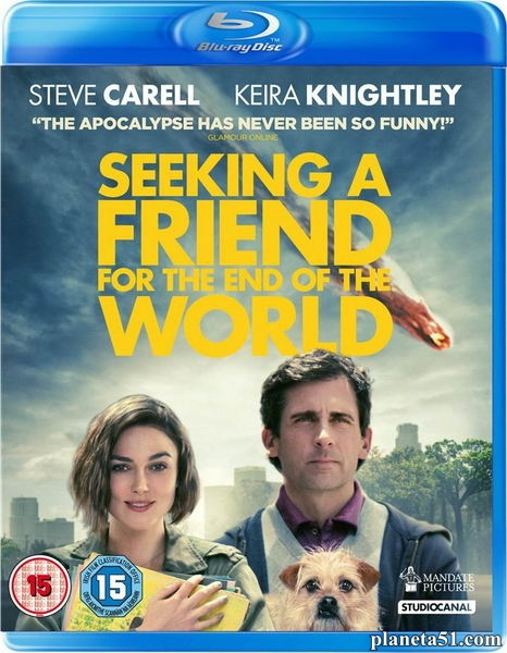 Ищу друга на конец света / Seeking a Friend for the End of the World (2012/HDRip)