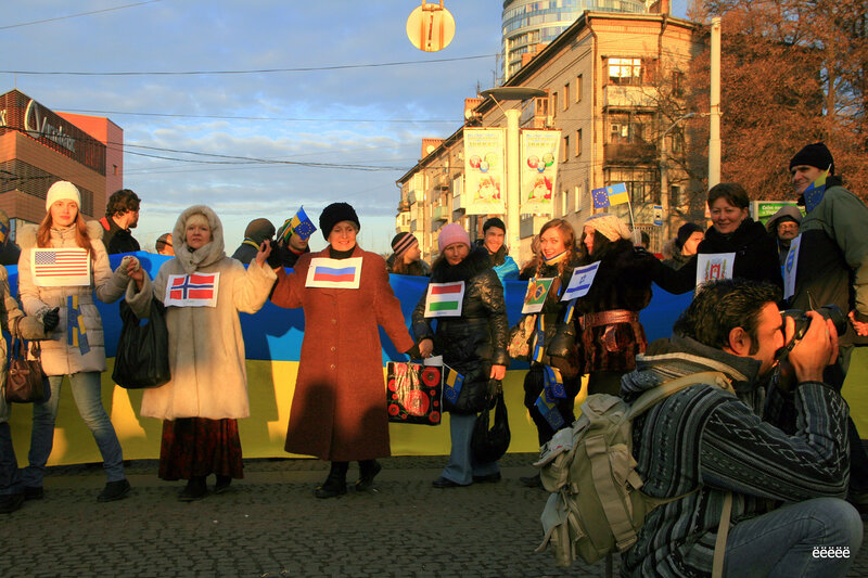 Днепропетровск 22.12.2013