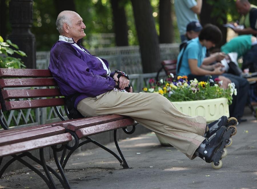 Шикарные пенсионерки фото 1 фотография