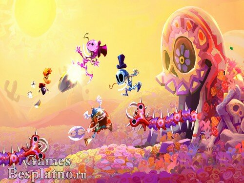 Rayman Legends / Легенды Реймана