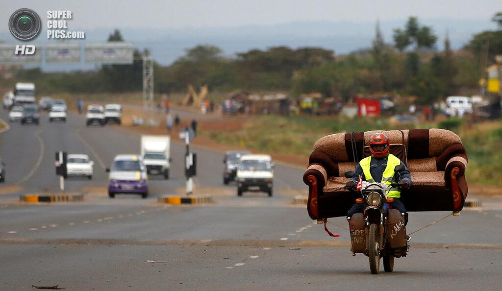 Кения. Найроби.