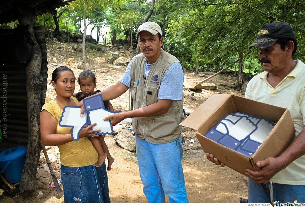 Гуманитарные лайки