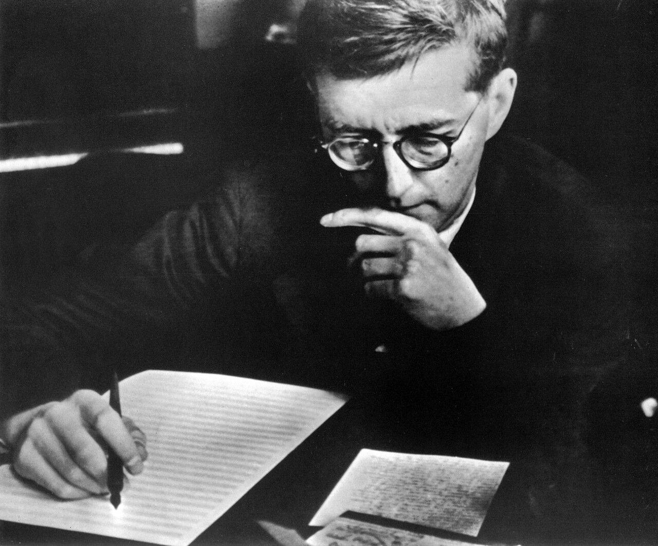 Шостакович. 30-е годы