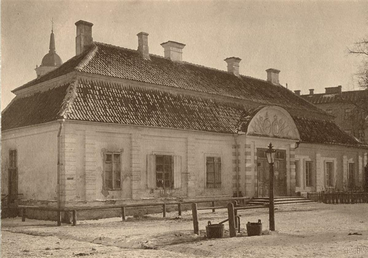 Дом на Мостовой улице
