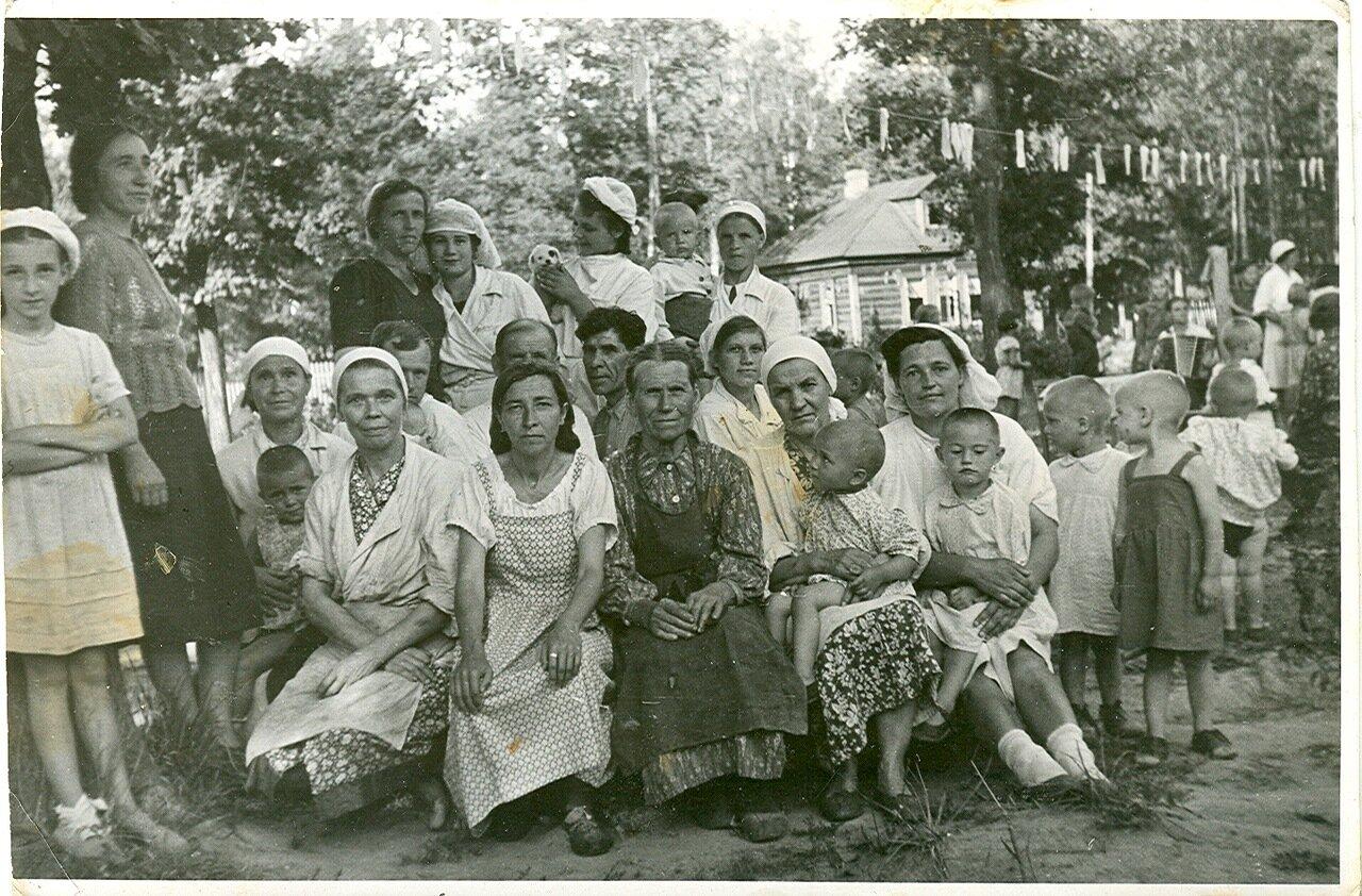 1947. Детско-туберкулезный санаторий