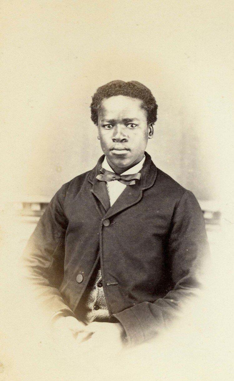 Христианин из Южной Африки 1860-х годов