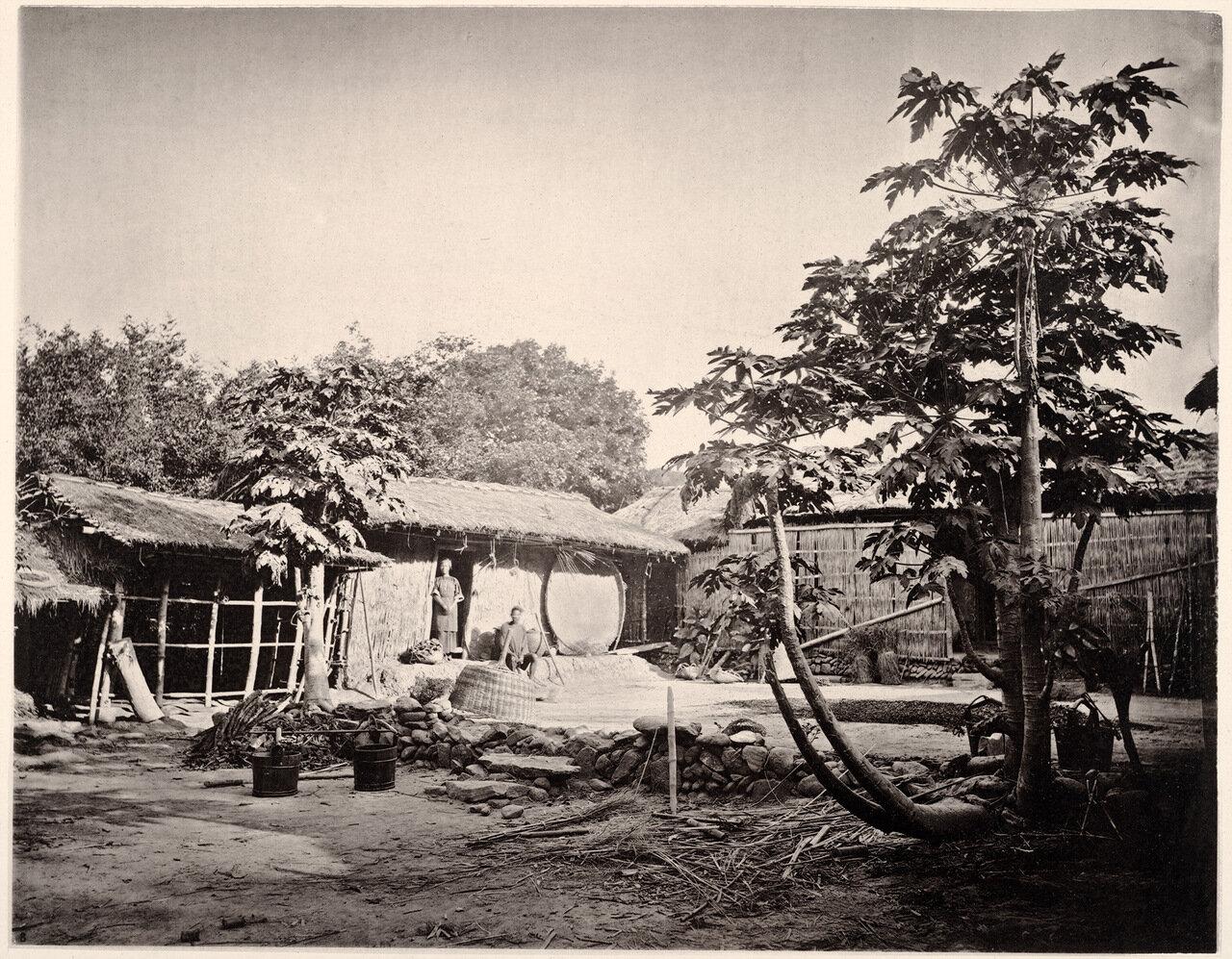 Деревня аборигенов Формозы