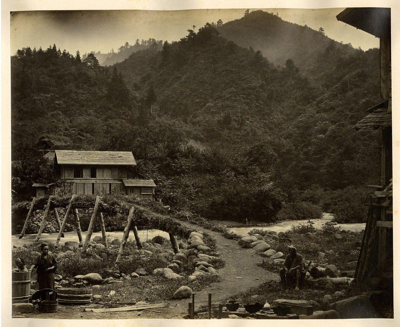 Деревня Mayonashi