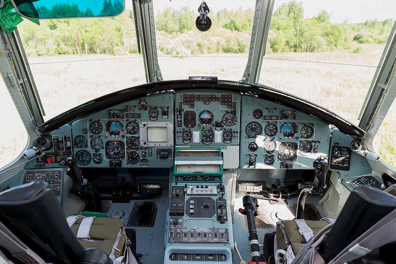 Миль Ми-26 (RF-95572 / 04 жёлтый) D706767