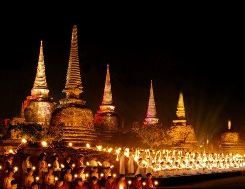 Развлечения в Таиланде