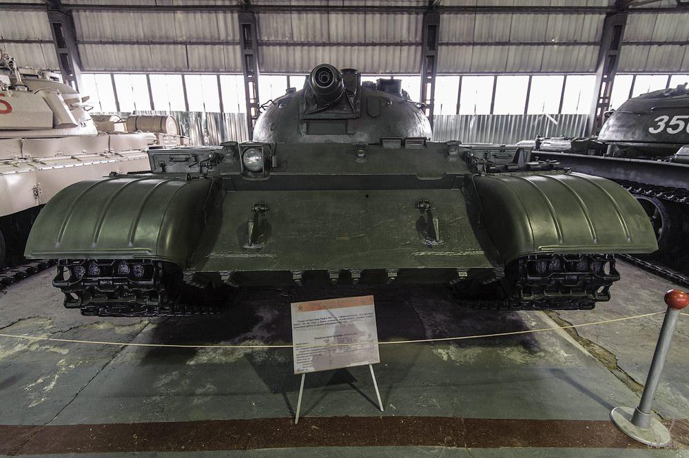 Кубинка, танковый музей