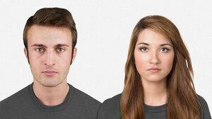Учёные показали как изменится человек через 100тыс. лет