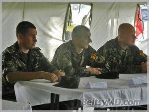 Молдо-украинские учения в Бельцах — завершились