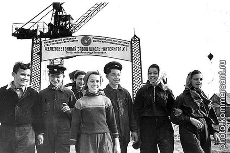 Бесплатное образование в СССР