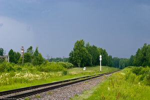Станция Угра