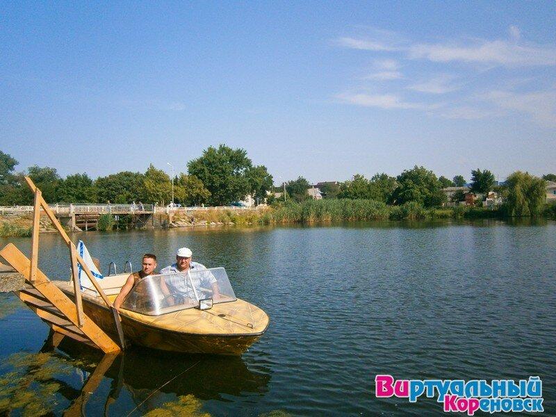 День военно-морского флота в Кореновске 28 июля 2013 года
