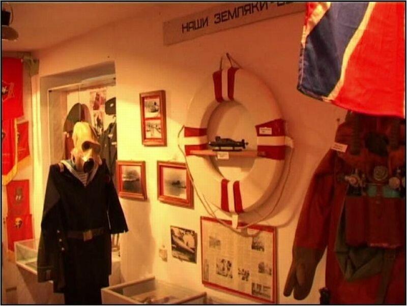 Зал, посвещенный Великой Отечественной войне (11.06.2013)