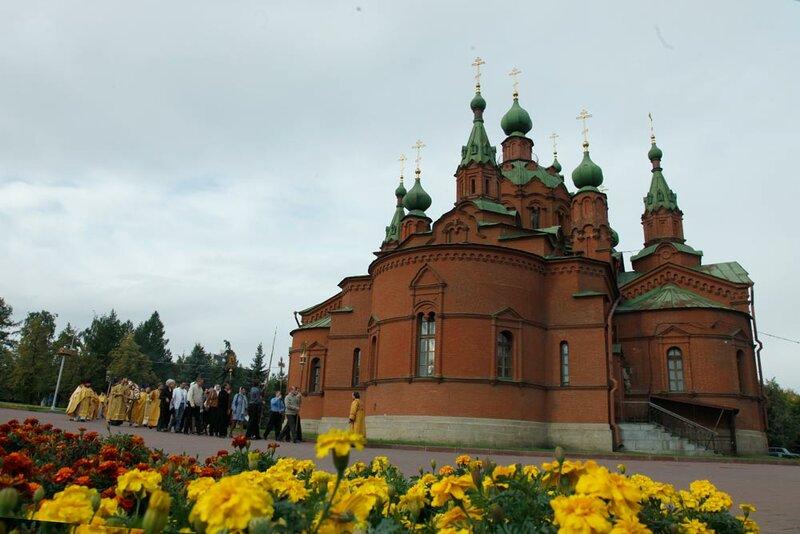 Храм Александра Невского (14.06.2013)