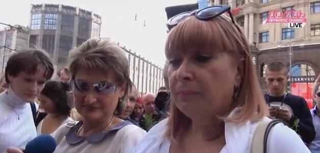 Навальный смутил москвичку