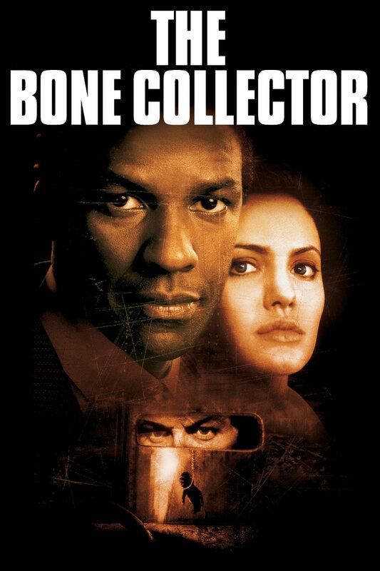 Власть страха / The Bone Collector (Филлип Нойс) [1999 г, триллер, драма, криминал, детектив, BDRip 720p HD] DUB, MVO, AVO, Original + SUB (rus, eng)