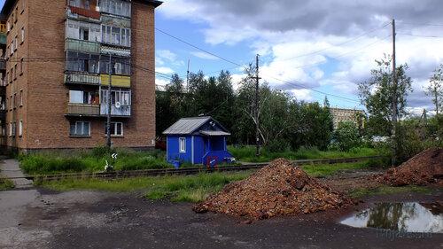 Фотография Инты №5101  Южная сторона Дзержниского 4 14.07.2013_13:33