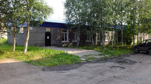 Фотография Инты №5288  Северо-западный угол Заводской 4а и двор Заводской 4 25.07.2013_13:43