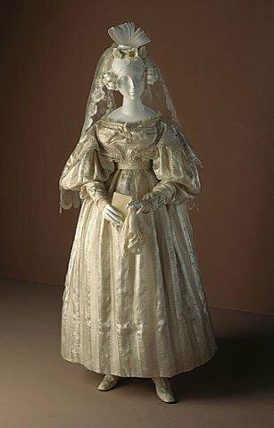 40 свадебных платьев прошлого - История костюма