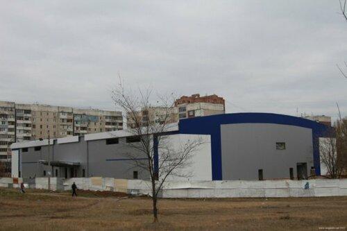 ледовый дворец Луганска