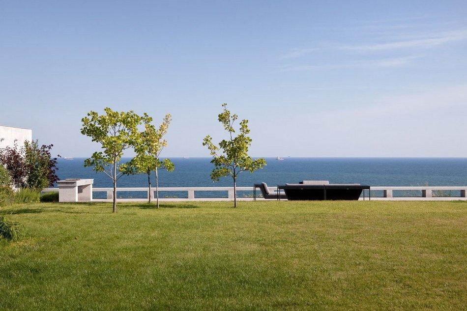 Резиденция Water Patio House на побережье Черного моря