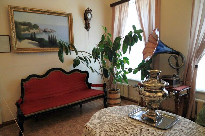 Городецкий краеведческий музей, гостиная