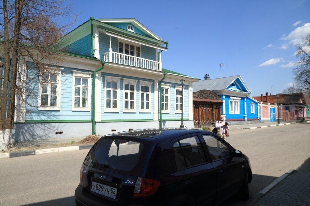 Дома в Городце