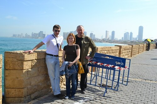 ЯФФО и Тель-Авив 2013