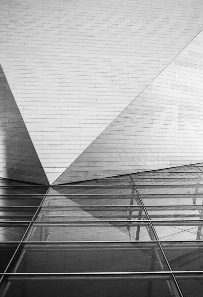 Минимализм: линии, геометрия