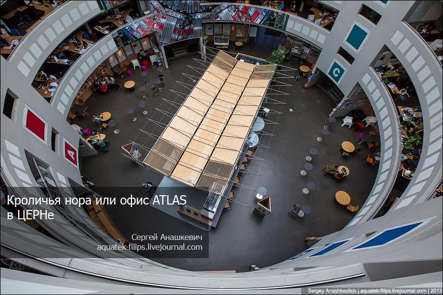 Офис Atlas