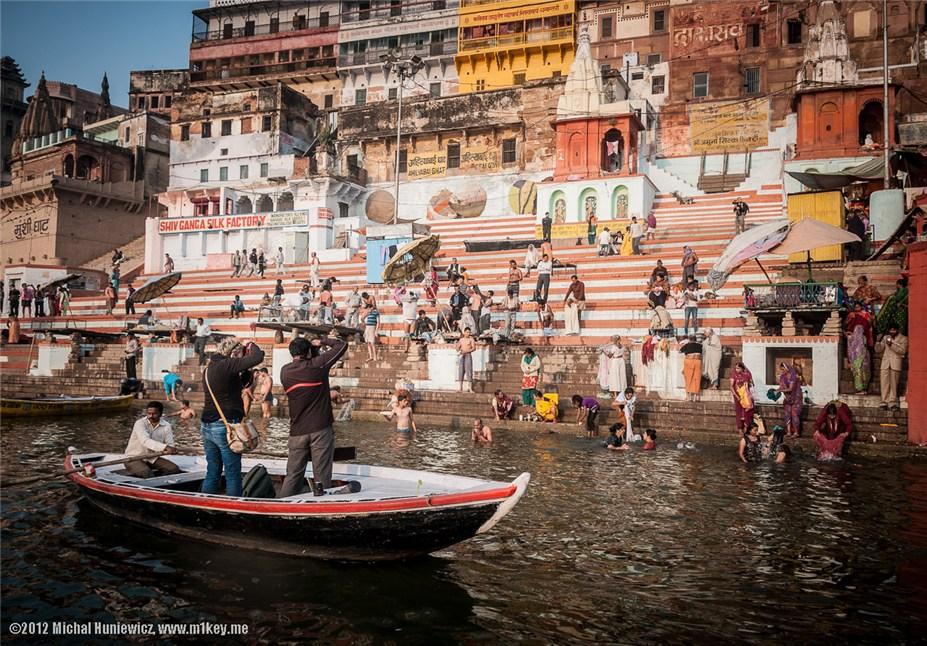 Ганг - путешествие по Индии / India by Michal Huniewicz