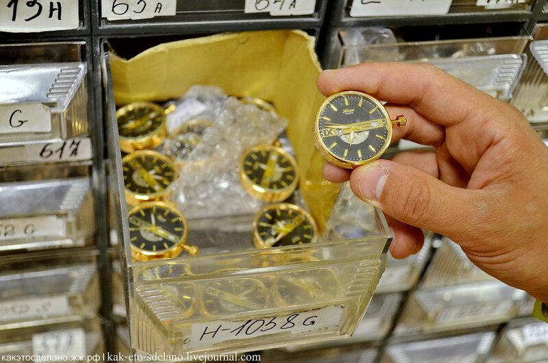 """Как делают наручные часы """"Ника"""". Часть 2"""