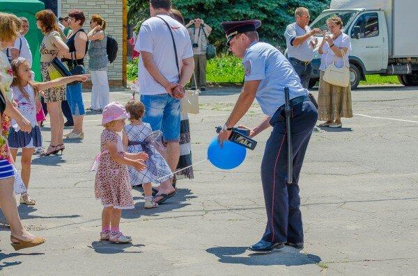 день молока в Волгограде 2013 фото