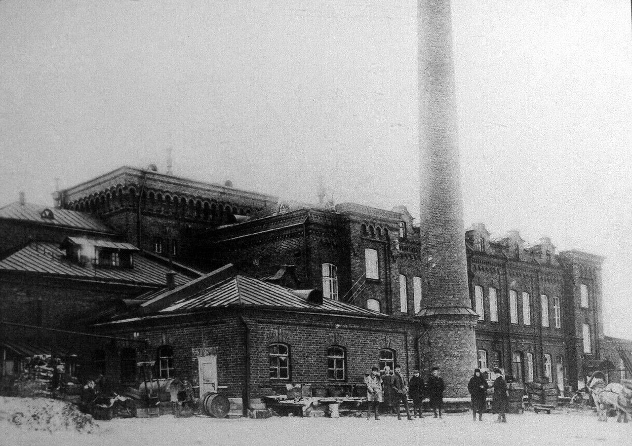 Акционерный пивоваренный завод
