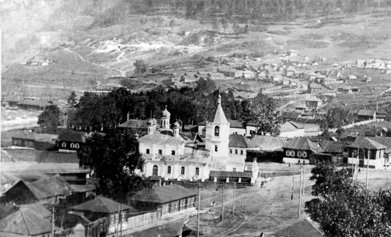 1900-е. Петропавловская церковь.