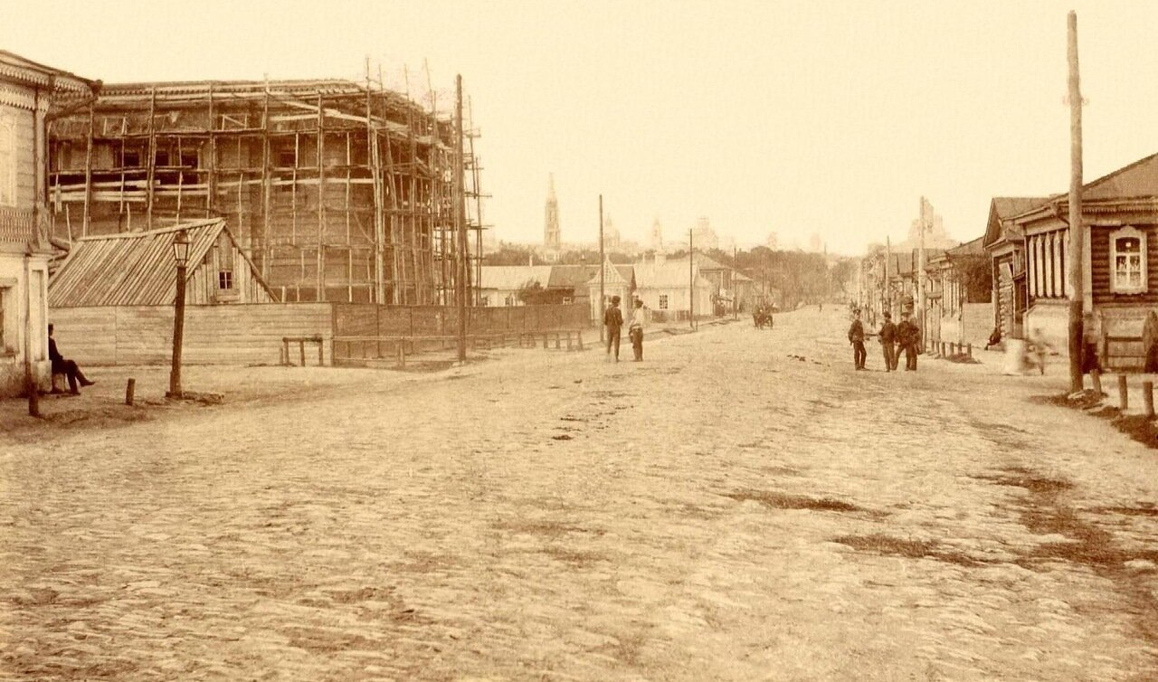 Старооскольская улица