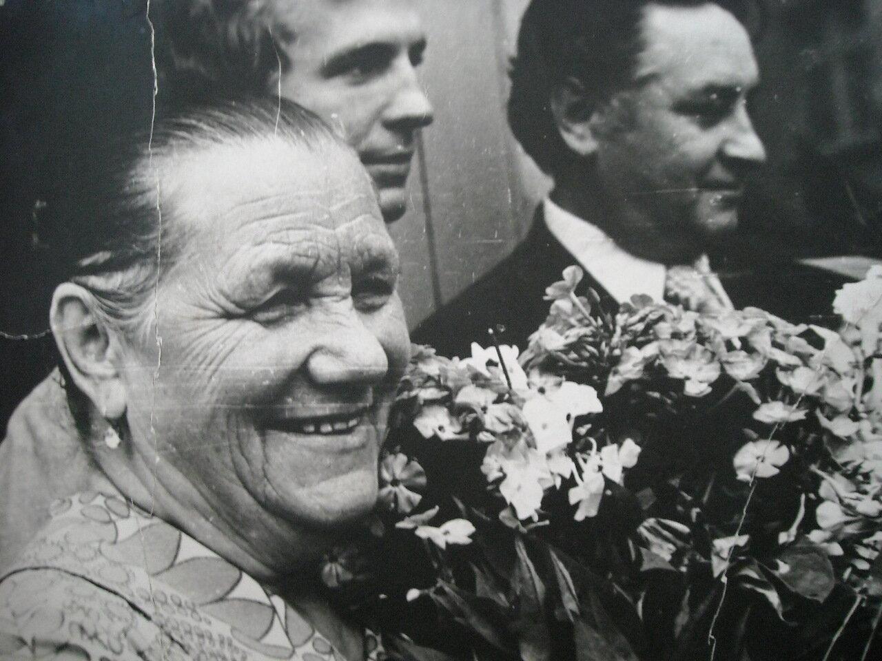 Анна Тимофеевна Гагарина.
