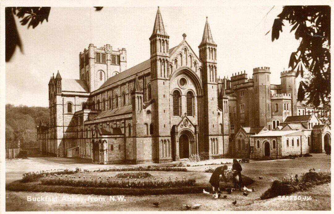Аббатство Бэкфест. 1937