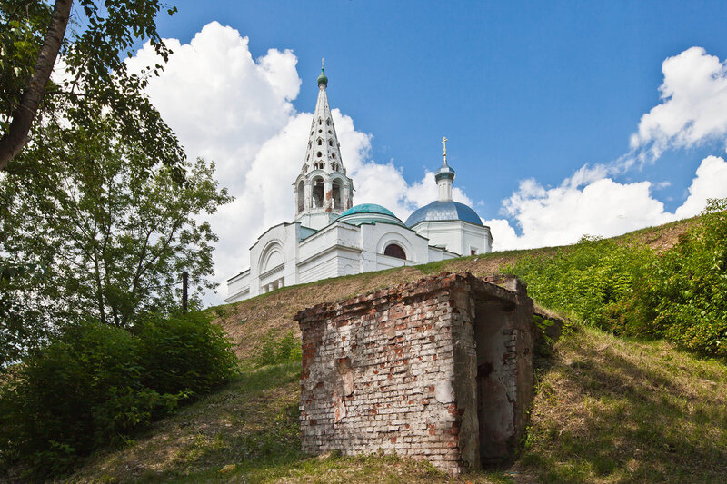 Храсный Холм - Серпухов