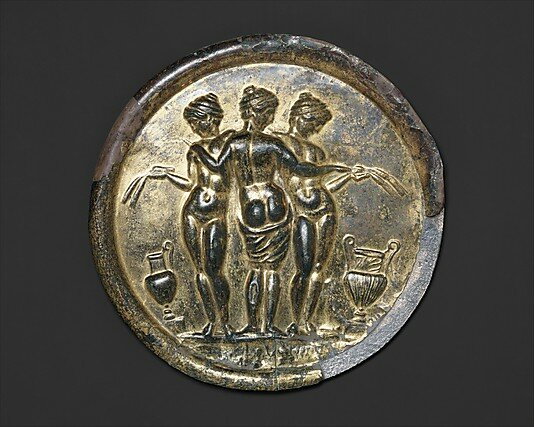 Mid-Imperial, mid 2nd century A.D.