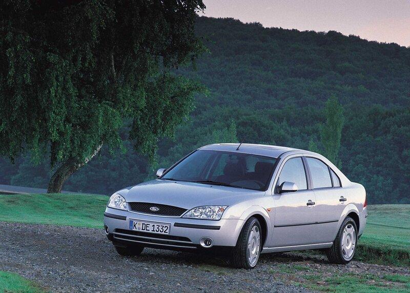 20 Jahre Ford Mondeo: eine Baureihe von Welt f�r die Welt