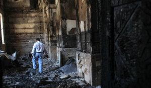 В Египте уничтожают христианские храмы