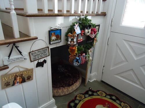 Домики для животных, как часть интерьера