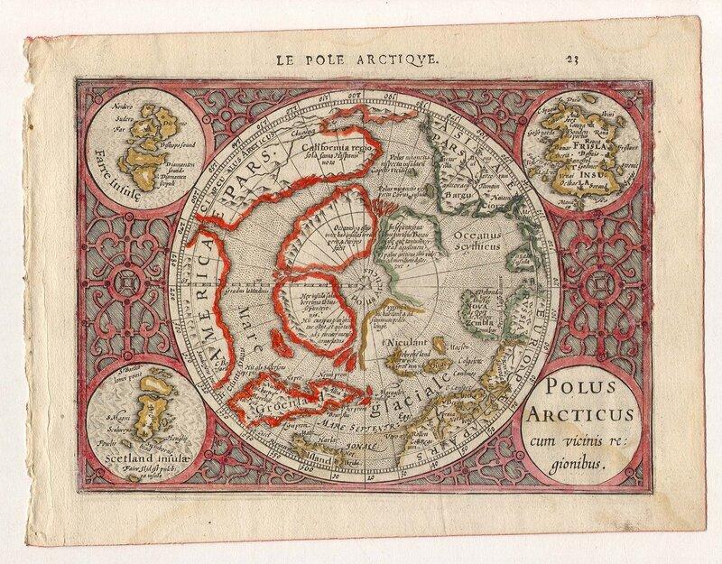 Mercator Hondius Atlas Minor - 1607 (1608) Arctic-.jpg