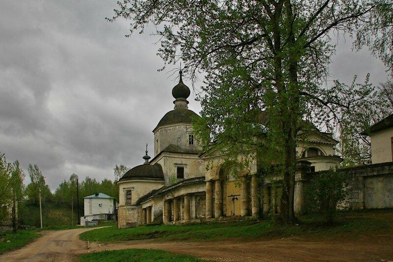 Церковь Рождества Пресвятой Богородицы 1750-1784