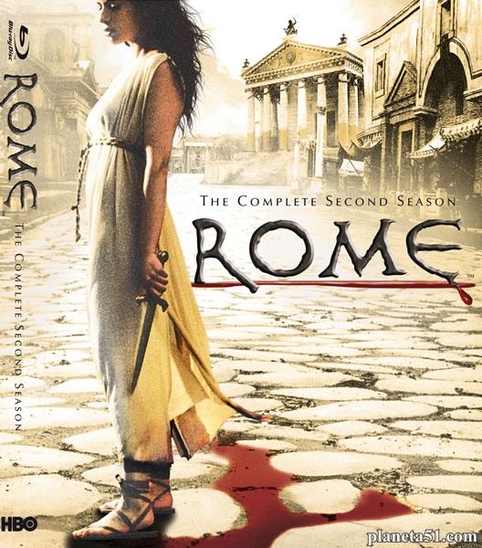 Рим (1-2 сезон: 22 серий из 22) / Rome / 2005-2007 / ПД (LostFilm), 2 х ПМ (5-й Канал, НТВ) / HDRip